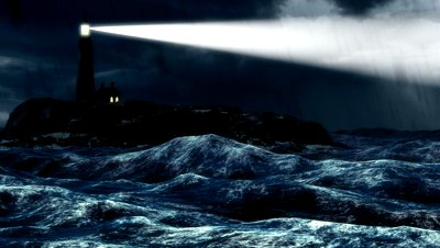 knowledge-lighthouse-in-a-stormy-ocean